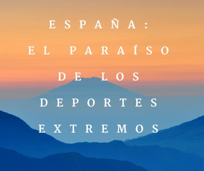 Deportesextremos en España