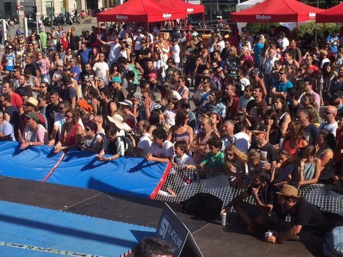 publico vigo street stunts