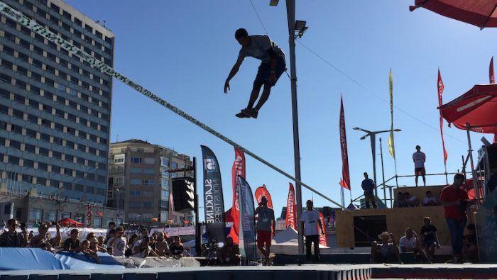 salto trickline