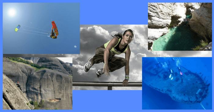 5 actividades deportivas para verano