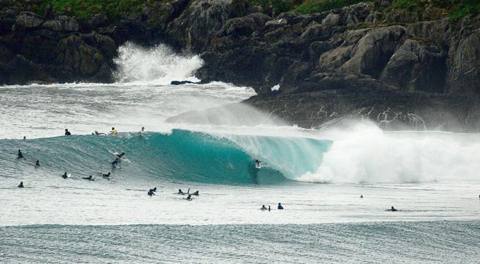 hacer surf en mundaka
