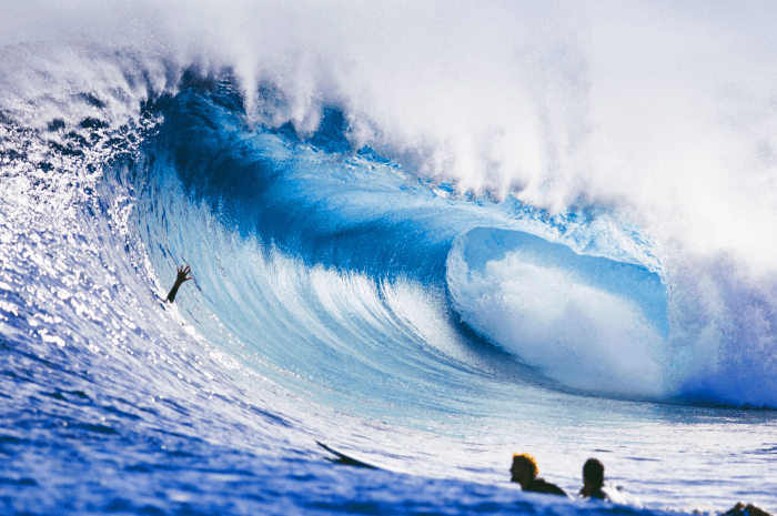 surf en plata del quemao la santa
