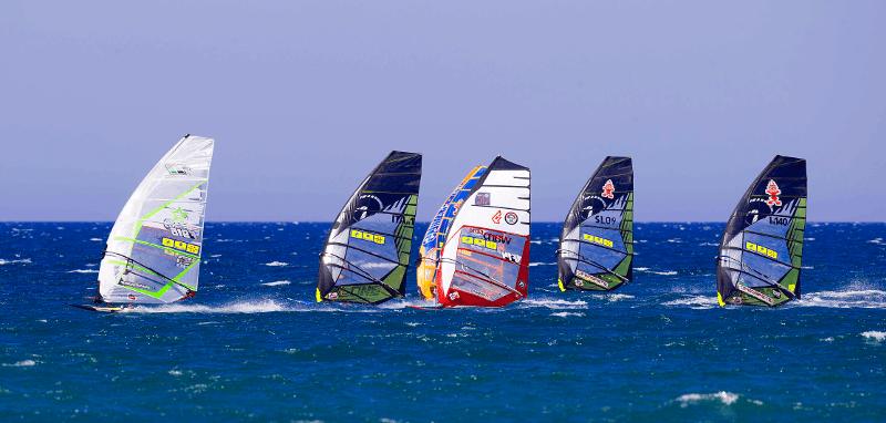 windsurf en san pedro pescador girona