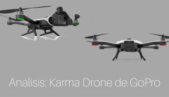 Análisis de Karma Drone > El nuevo juguete de GoPro #