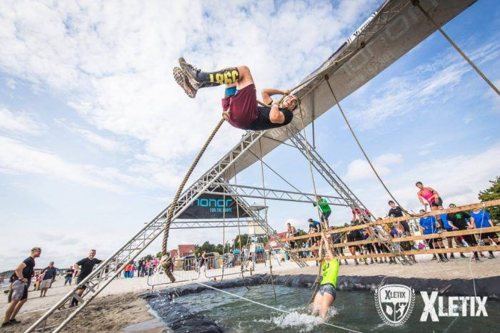 carrera de obstáculos y barro xletix Challenge