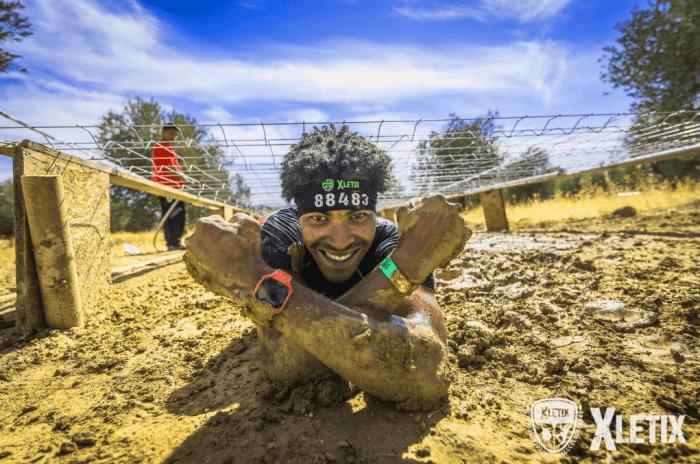 carrera de obstáculos xletix