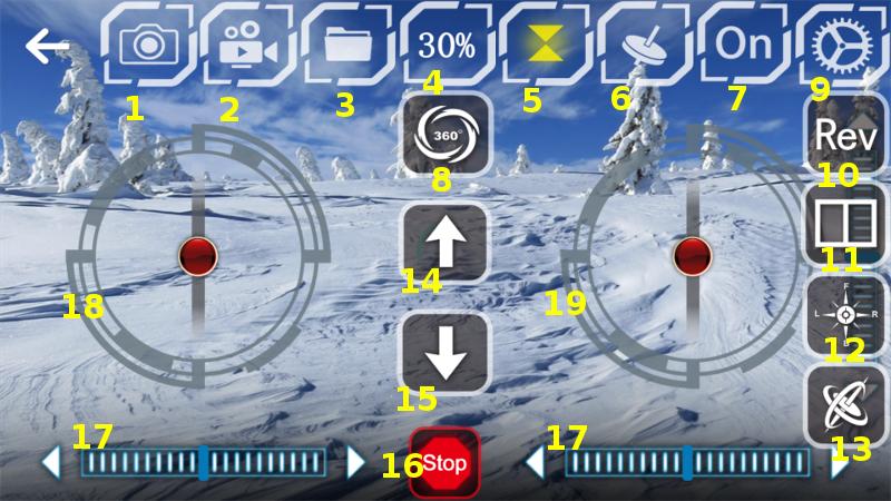 eachine e51 app movil