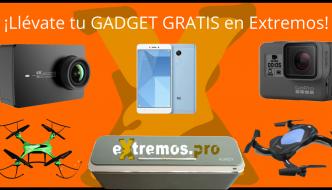 gadgets gratis sorteo
