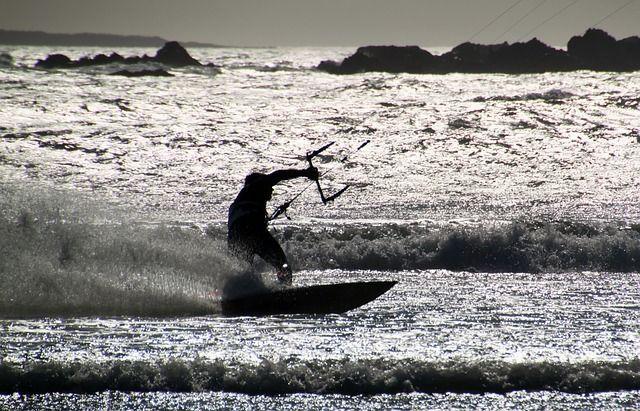 kitesurf lista de extremos