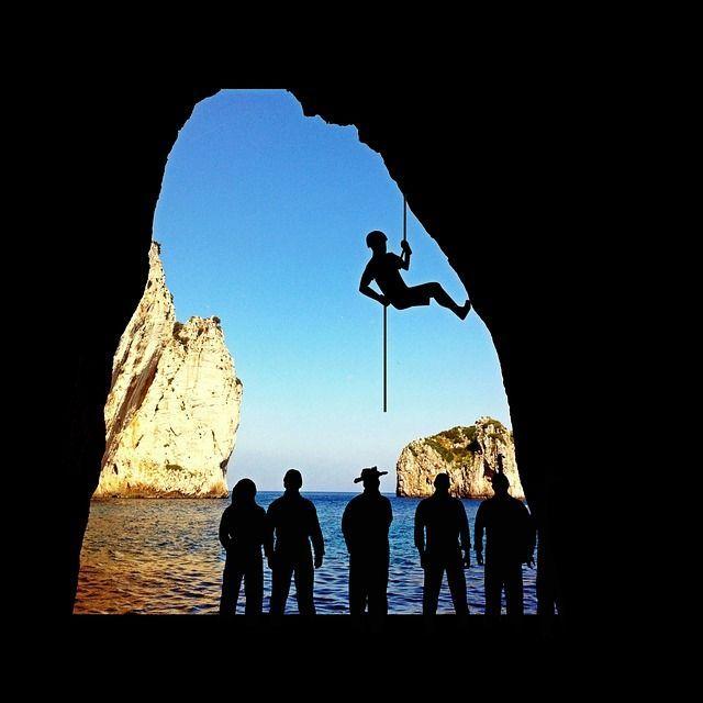 lista de deportes extremos escalada