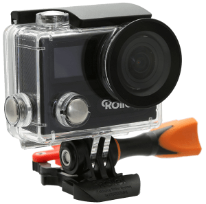 rollei 430 comparativa actioncam