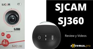 SJCAM SJ360 Review # Una Cámara 360 barata #