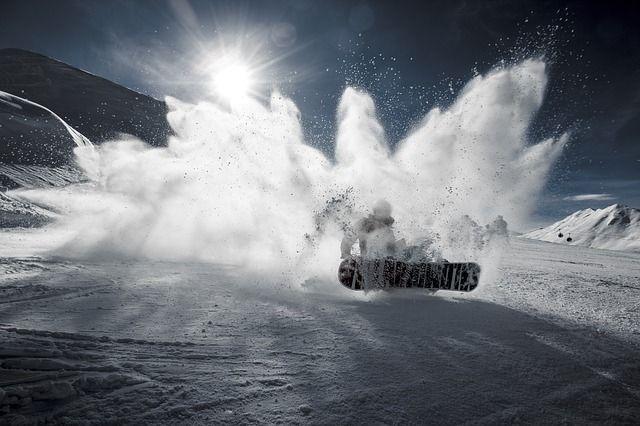 snowboarding deportes extremos la lista