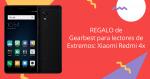 ¡Llévate un Xiaomi Redmi 4x GRATIS!